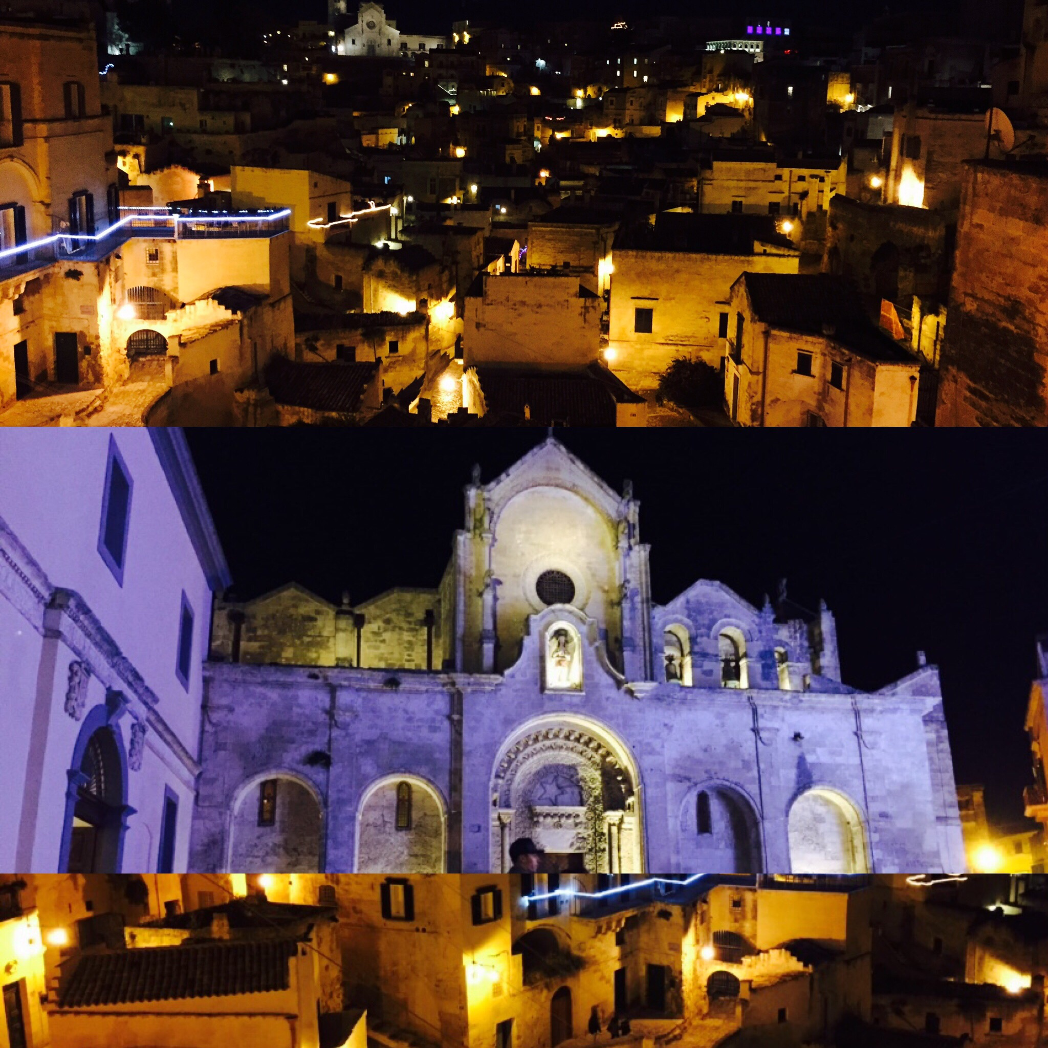 New Year's Eve – Matera 2019, Basilicata in the very South of Italy