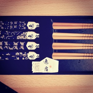 Chiese or Japanese chopsticks