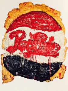 Pepsi Cola Sign - Claes Oldenburg 1961