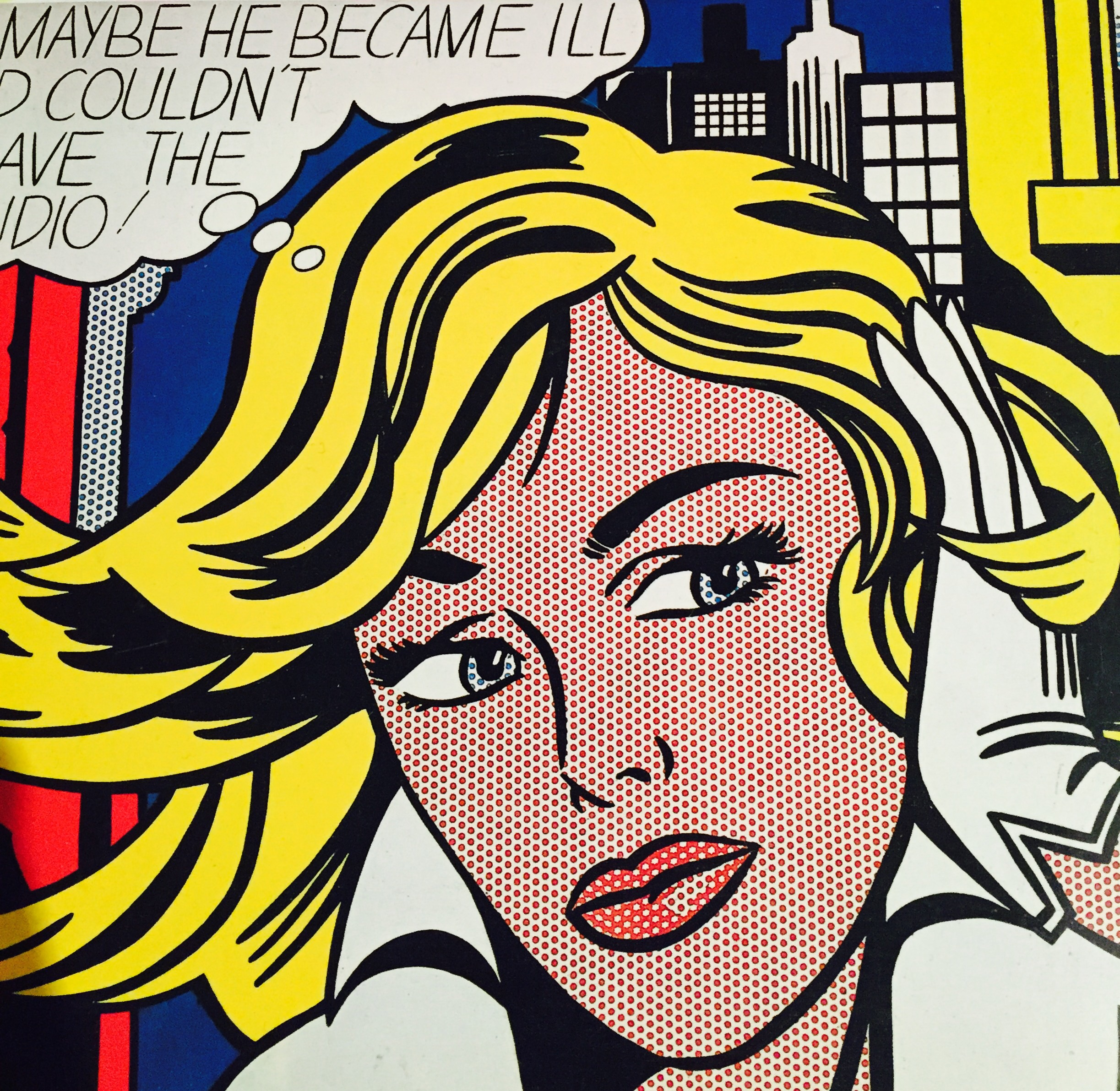 Pop Art: dreams and nightmares of 50s' and 60s'