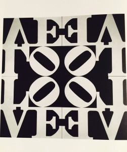Love Rising by Robert Indiana - 1968