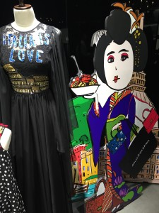Japan meets Italy, by Dolce & Gabbana