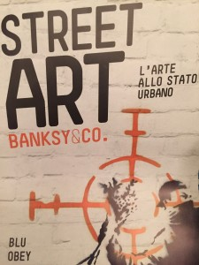 Street Art Banksy & Co., Palazzo Pepoli, Bologna