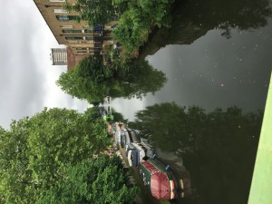 Piccadilly, Hertford Canal Union and Victoria Park area
