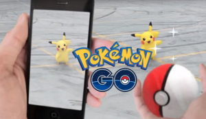 Pokémon GO, the new trend