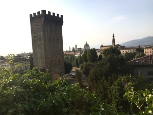 San Niccolò Tower - Florence