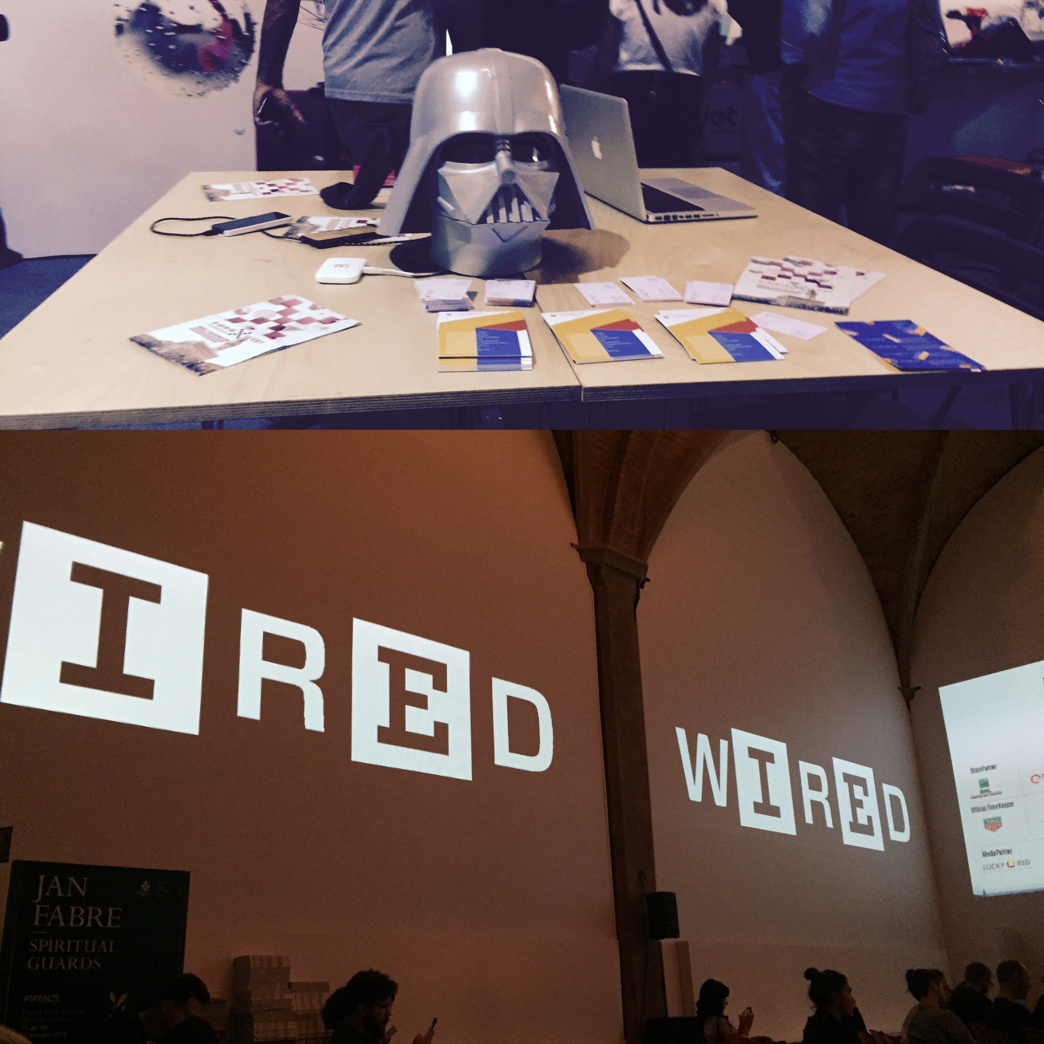 Weird-Wired Next Fest in Florence