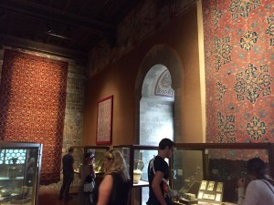 Islamic room, Bargello