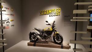 Scrambler, the adventurer motorbike by Ducati