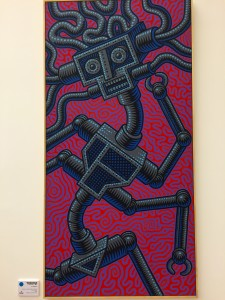Robot II by Prof Bad Trip