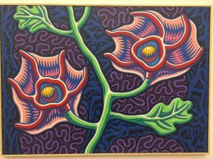Acid flowers, by Prof. Bad Trip