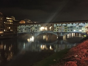 Arno's flood level