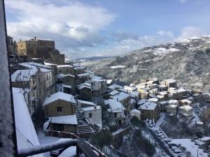 Valsinni castle 'Isabella Morra'